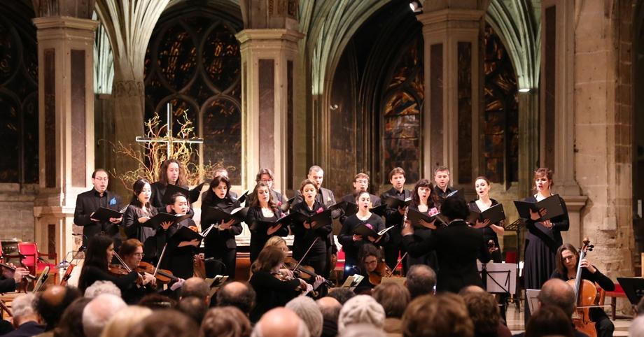 Concert à l'église St Séverin