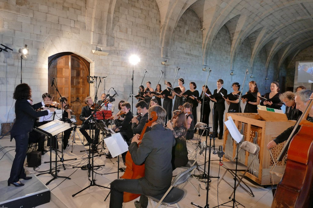 Concert à l'Abbaye du Bec-Hellouin
