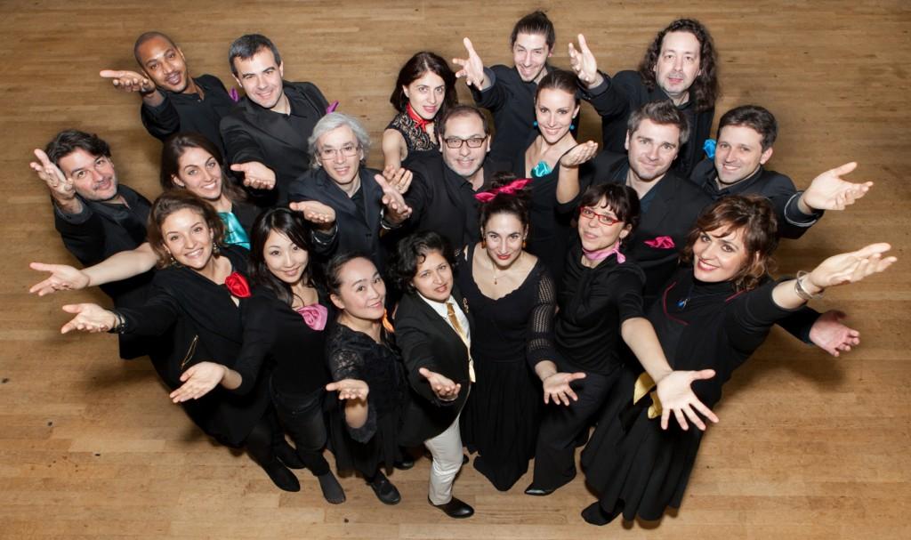Ensemble Zoroastre