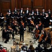 Concert à St Etienne-du-Mont / 8 avril 2016